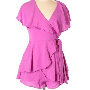 Do & Be pink romper